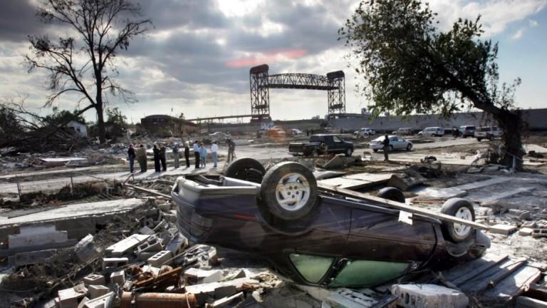 разруха от природно бедствие